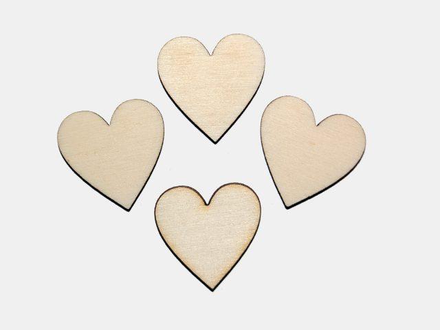 sada srdce 10 kusů