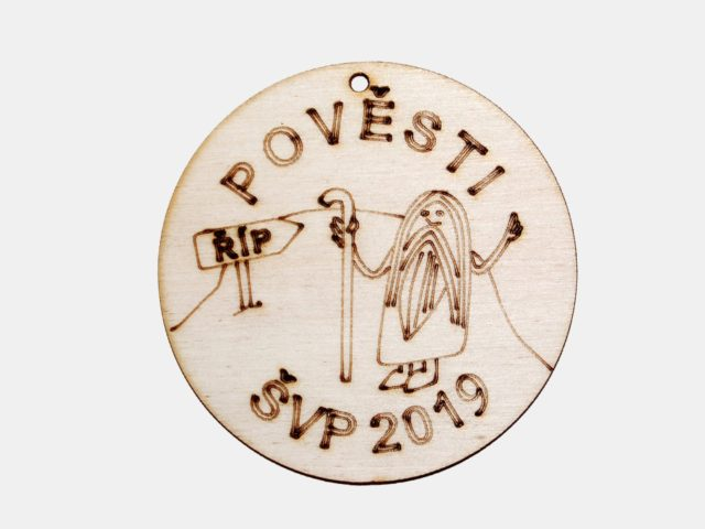 medaile pověsti